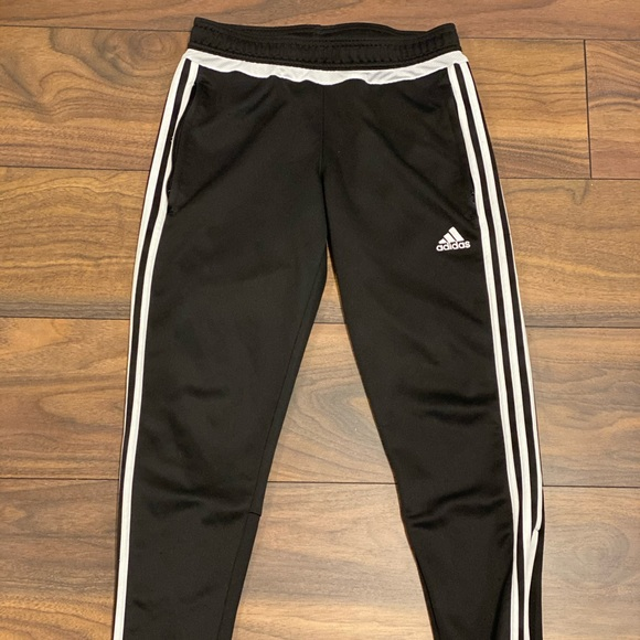 Black Adidas Pants | Size S